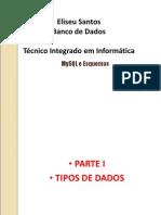 Aula 01 - SQL - Técnico Para Internet