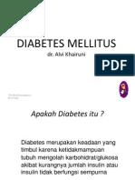 4. Diabetes Mellitus
