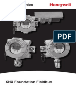 12851 XNX Foundation Fieldbus MAN0913 Rev1 ES