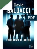 Fr�o como el acero de David Baldacci v1.0