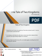 The Tale of Two Kingdoms - OSI analogy