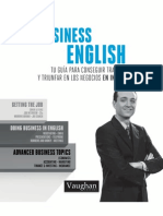 Business English Ejemplo