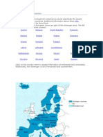 List of Schengen Countries