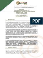 Premio Anaconda 2014 - Convocatoria