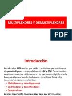 Clase5. Multiplexores-Demultiplexores