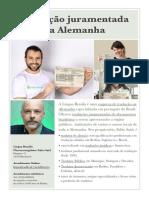 Tradutor Público e Juramentado na Alemanha