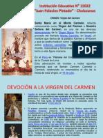 16 Julio Virgen Del Carmen