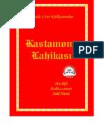KASTAMONU LAHİKASI-SAİD NURSİ