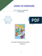 Proiect Tematic Iarna 1