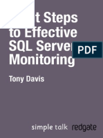 Eight Steps to Effective SQL Server Monitoring