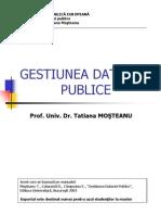 Suport Gestiunea Datoriei Publice