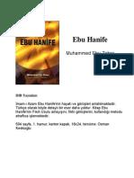 Ebu Hanife - Muhammed Ebu Zehra