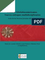 Actas III Jornadas de Estudios Afrolatinoamericanos Geala 2013