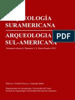 Arqueología Suramericana 6(1-2) 2013