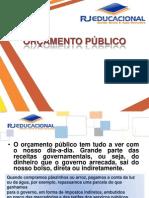 Orçamento Público e FIA