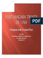 Rick Hill - Fort Niagara Treaty of 1764 Final