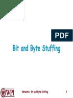 Bit Byte Stuff