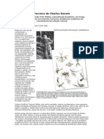 Parceiro de Charles Darwin Pesquisador Alemão Fritz Muller Naturalizado Brasilero Em Longa Corespondencia Com Darwin Forneceu Evidencias Empiricas Da Cosistencia Da Seleção Natural
