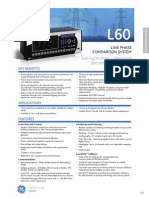 GE Multilin L60