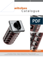 Cam Switches C Type Catalogue