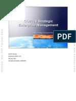 Strategic Enterprise Management SEM010_EN_30A_FV