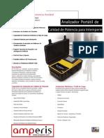 Analizador Redes Pda 1252