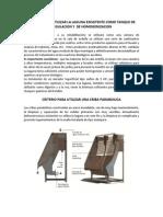 Algunos Criterios Para La Rehabilitacion de La Planta Uabc Mexicali