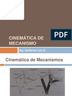 Cl03 Cinematica de Mecanismos