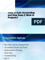 Oracle EBS Projects AutoAccounting Overview
