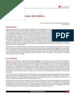 Gerardo Arenas Fractales y Estructura Del Delirio