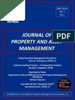 NPMA 2010 Journal - Property and Asset Mgt