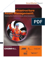 Water Infrastructure Asset Management SMR 2013