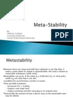 Meta Stability