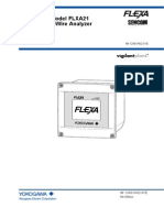 Model FLXA21 - 2wire Analyzer -- User Manual