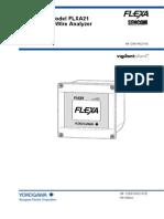 Model FLXA21 - 2wire Analyzer -- User Manual