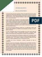 informe pedaggico  resumen metacognicin