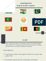 Trade in SAARC Countries