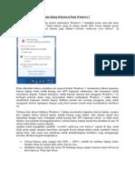 Cara Menghilangkan Tanda Silang Di Baterai Pada Windows 7