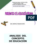 3. DIAPOSITIVA Problematica Educativa Modificado