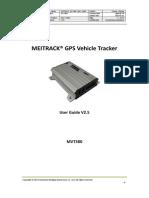 Meitrack Mvt380 User Guide v2.5