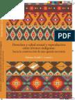 Derechos y salud sexual y reproductiva entre jóvenes indígenas