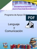 Lenguaje y Comunicacin 1