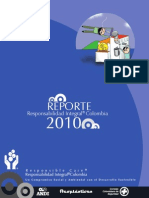 Cartilla Informe RSE