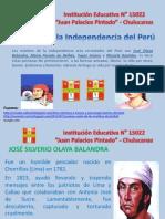 Martires de La Independencia