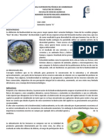 Biodiversidad, bioprospeccion, biopirateria