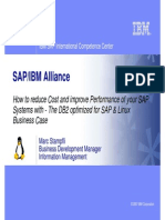 2_DB2 Optimized for SAP Business Case - SAP is Open