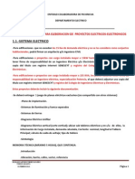 Instructivo Con Indicativos de Los Ingenieros Electricos a La ECP Revision Is
