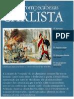Historia de Espana Siglo Xix - Guerras Carlistas