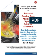 Reporte 4 Sincronizacion de Sensores Crank y Cam Con Osciloscopio