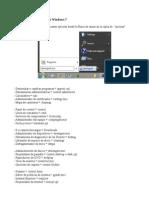 Comando Para Ejecutar en Windows 7